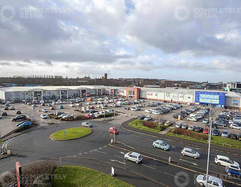 Bolton Shopping Park