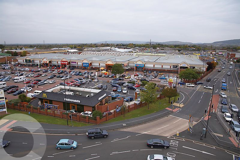 Kingsditch Retail Park