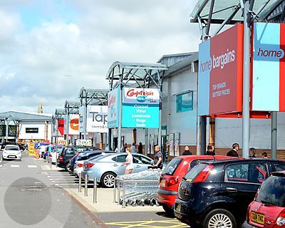 Riverway Retail Park