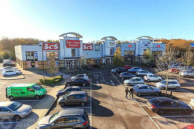 Hedge End Retail Park