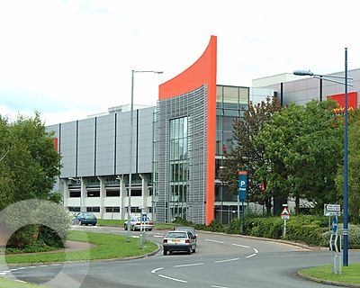 Cwmbran Shopping Centre