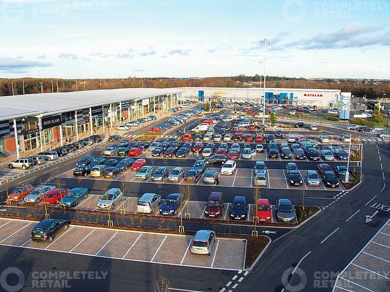 Galleries Retail Park