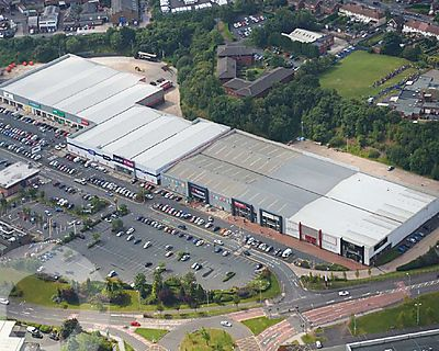 Merry Hill Retail Park (Phase 3)